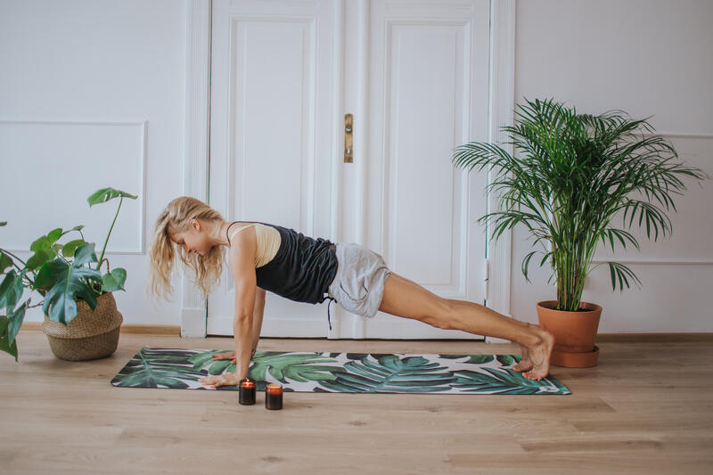 - Ćwiczenia wzmocnią wszystkie grupy mięśniowe -zapewnia Felicja Flicińska