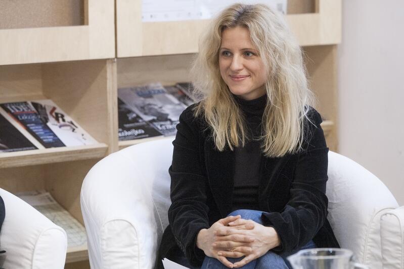 Aleksandra Szymańska jest dyrektorką Instytutu Kultury Miejskiej od marca 2011 roku. Jest managerką kultury, specjalistką w zakresie polityki kulturalnej i producentką wydarzeń. W latach 2008 – 2011 odpowiadała za strategię i zespół projektu Gdańsk i Metropolia – Europejska Stolica Kultury 2016