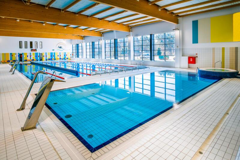 Pływalnia Osowa, którą zarządza Gdański Ośrodek Sportu