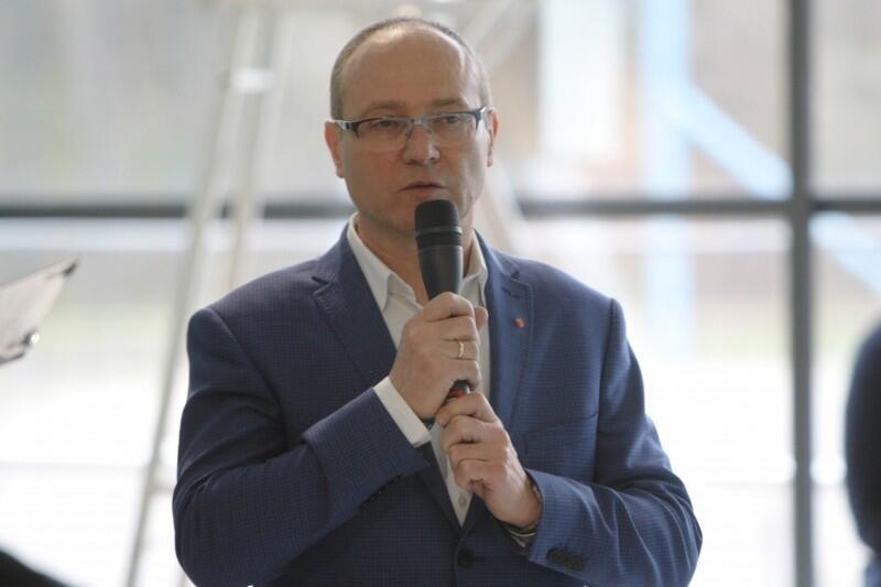Leszek Paszkowski, dyrektor Gdańskiego Ośrodka Sportu