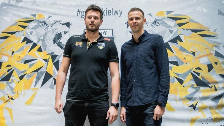 Koledzy z boiska, przyjaciele, od 1 lipca w relacji trener - zawodnik: Michał Winiarski i Mariusz Wlazły