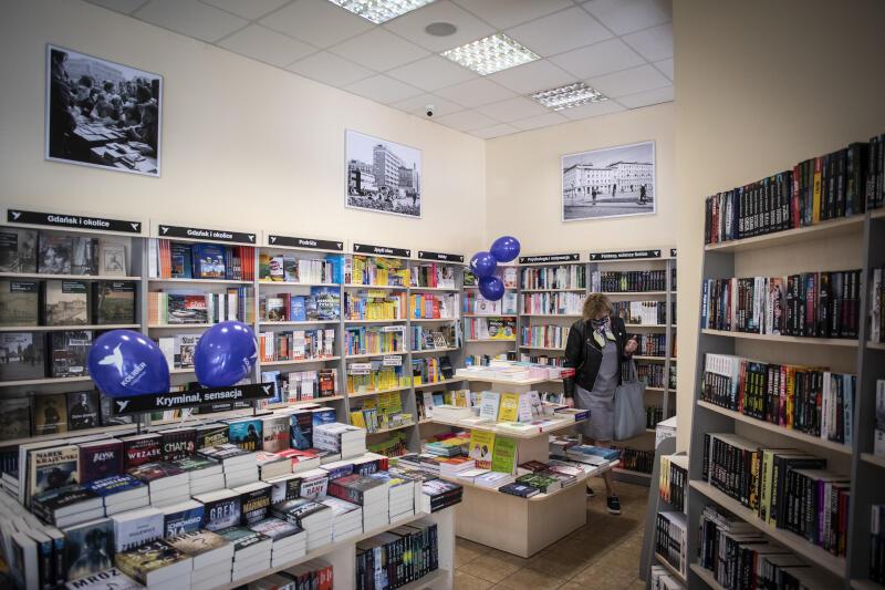 W poniedziałek, 8 czerwca, otworzyła się księgarnia Koliber - nowe miejsce dla miłośników książek przy skrzyżowaniu ulic Miszewskiego i Grunwaldzkiej w Gdańsku Wrzeszczu