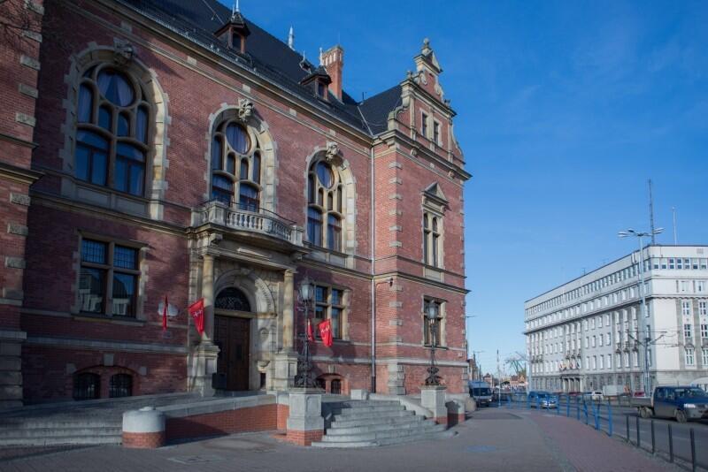 Nowy Ratusz siedziba Rady Miasta Gdańska