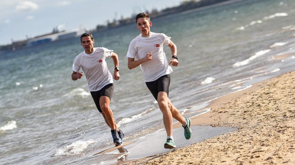 Gdański Ośrodek Sportu w okresie pandemii przygotował trzy nowe imprezy dla biegaczy. Pierwsza z nich odbędzie się na plaży na Stogach