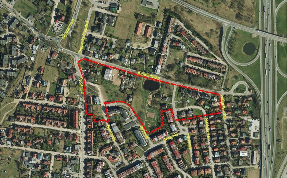 Dla tego terenu w Osowej opracowany zostanie plan miejscowy