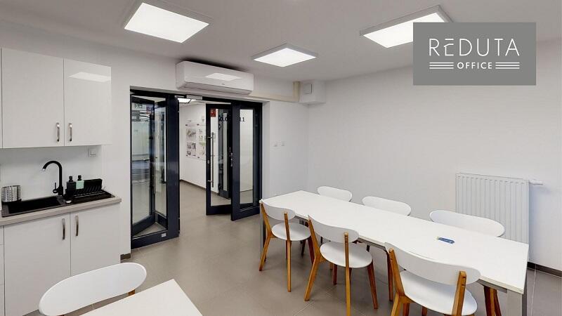Pomieszczenie socjalne Reduta Office C