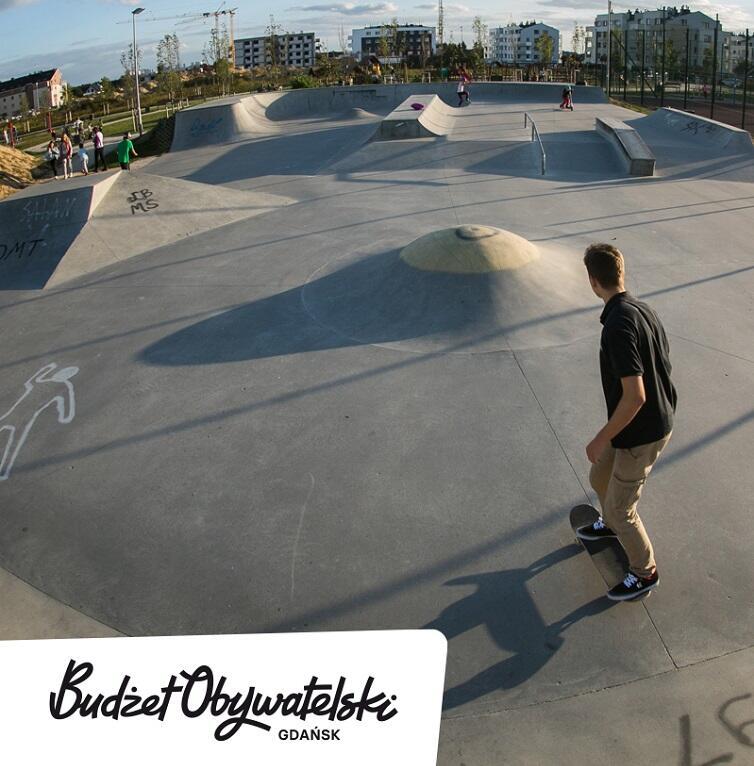 Na Osowej w ramach BO powstał skatepark