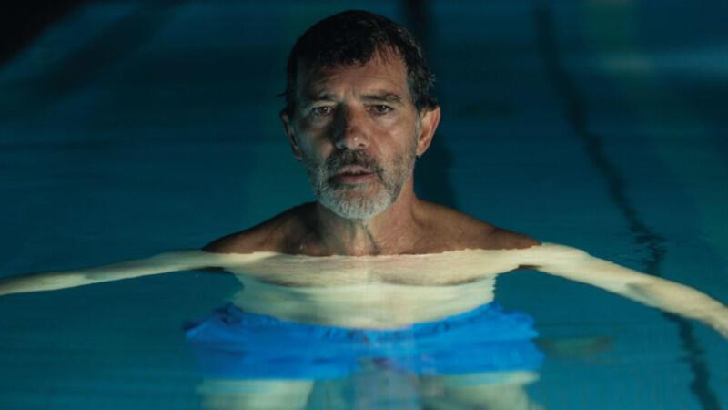 """""""Ból i blask"""" - hiszpański film fabularny z 2019 roku w reżyserii i według scenariusza Pedro Almodóvara"""