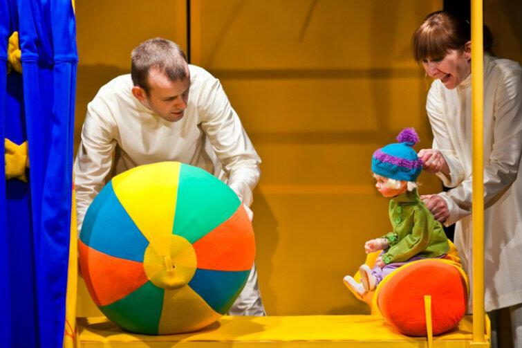 """""""Afrykańska Przygoda"""" zainauguruje teatralny cykl w Amfiteatrze Orana """"Teatr w samo południe"""". Przedstawienia są bezpłatne i będą odbywać się w każdą niedzielę"""
