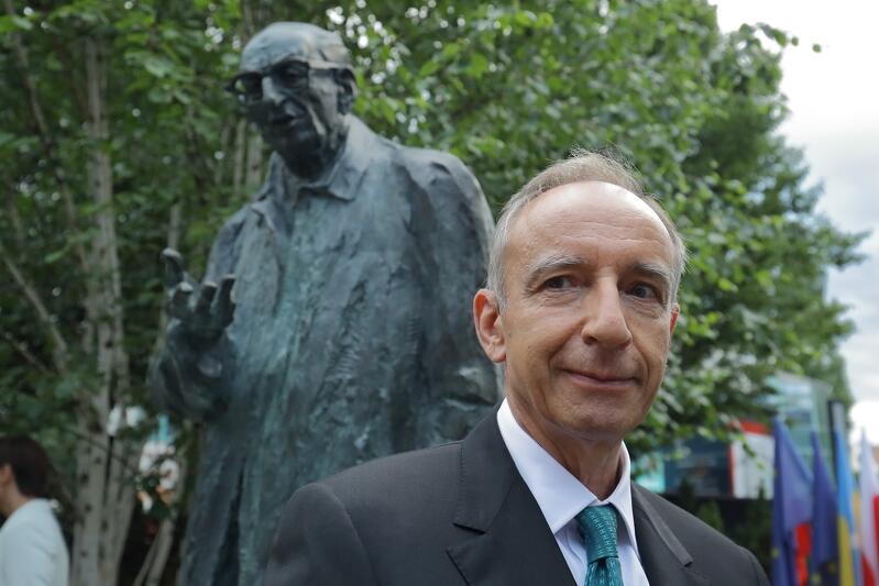 Syn prof. Władysława Bartoszewskiego - Władysław Teofil Bartoszewski