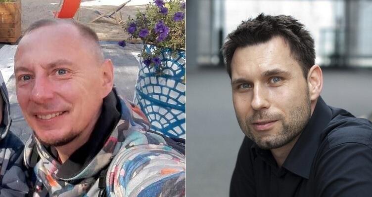 Twórcy badania, od lewej: dr Michał Jaśkiewicz, dr hab. Tomasz Besta
