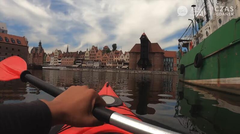 Gdańsk z kajaka?
