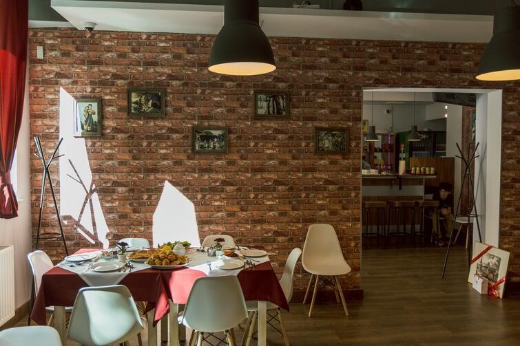 Restauracja to spełnienie życzeń klientów piekarni Azima...