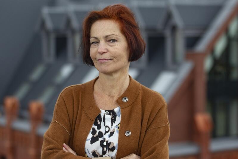 Renata Wiśniowska dyrektor ds. inwestycji w Gdańskich Wodach