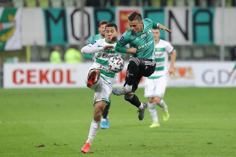 Lechia z Legią ostatnio grała na początku marca, tuż przed pandemią. Biało-zieloni przegrali 0:2