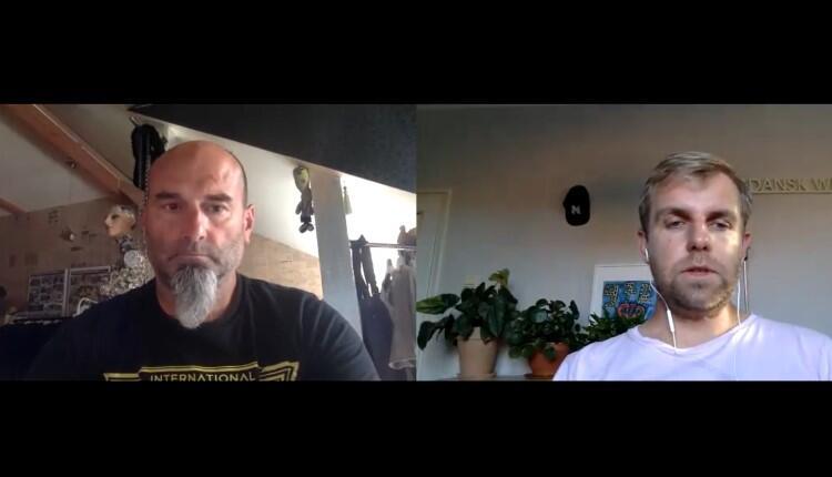 Arkadiusz Hronowski w rozmowie z Jakubem Knerą w Apteczce muzycznej