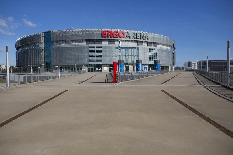 Ergo Arena zaprasza na projekcje filmowe i koncertowe w plenerze
