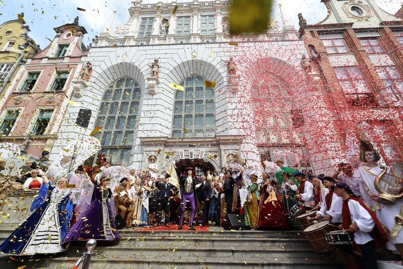 759. Jarmark Dominikański - tak wyglądała tegoroczna ceremonia otwarcia jarmarku