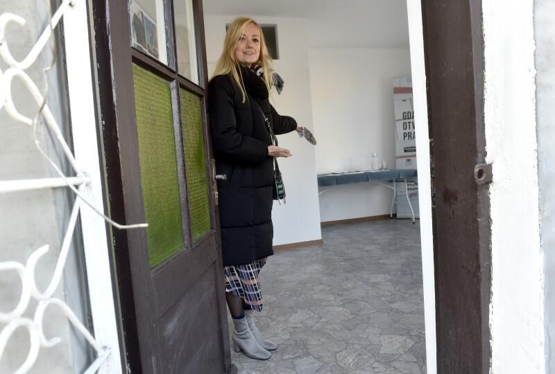 W ramach Gdańskich Otwartych Pracowni, lokal na ul. Na Zaspę 34 d, po byłym zakładzie zegarmistrzowskim przejęła Anna Maria Sikorska - absolwentka gdańskiej ASP