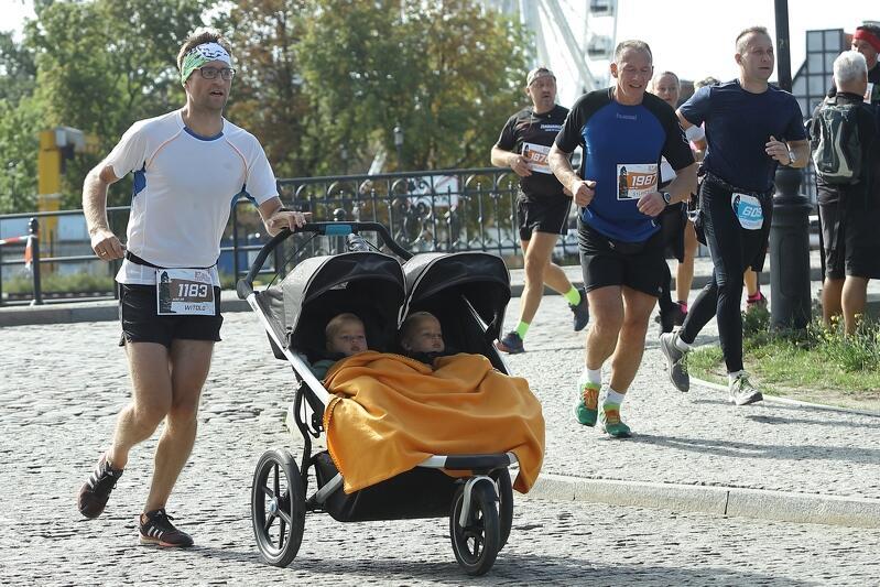 W tym roku trasę można pokonać albo na wyznaczonym przez Gdański Ośrodek Sportu obszarze, albo w dowolnym miejscu