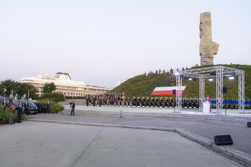 Od 20 lat uroczystości na Westerplatte organizowało Miasto Gdańsk