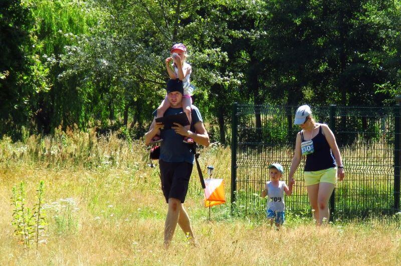 Gry Parkowe na Orientację to rekreacja i zabawa dla całej rodziny