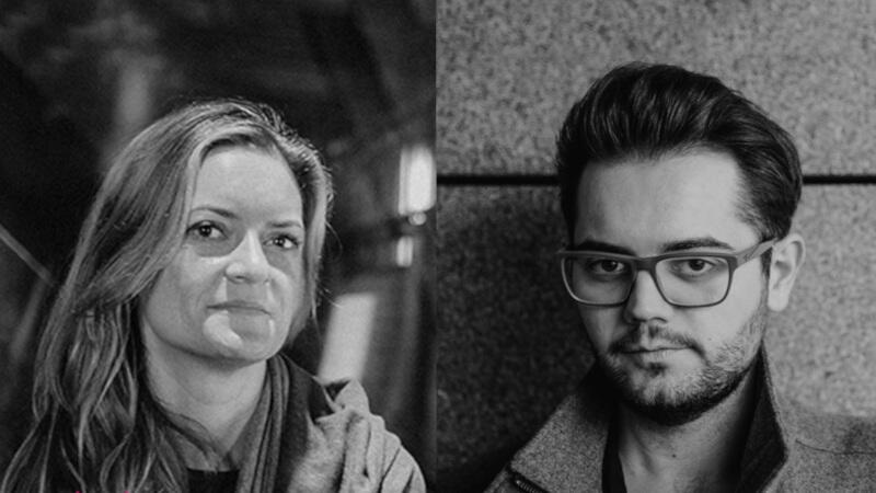 """XXII Gdański Festiwal Carillonowy zainauguruje duet: na carillonie - Monika Kazmierczak (carillonistka miejska), na trąbce - Emil Miszk (Laureat Fryderyka 2019 wkategorii """"Debiut Roku - Jazz"""")"""