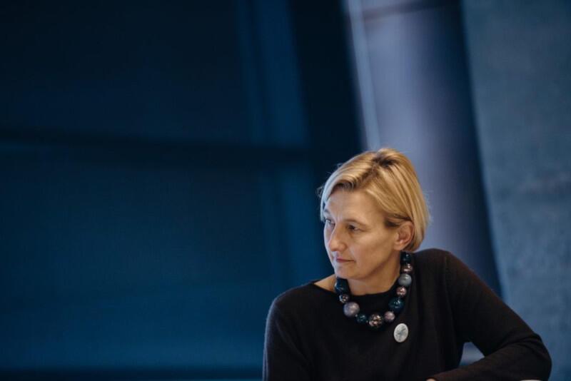 Autorka przekładu nagrodzonego tomu Magda Heydel