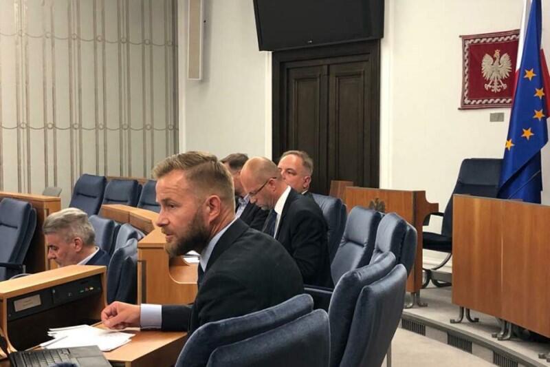 Senator Ryszard Świlski: - Kiedy mówimy o Obszarze Metropolitalnym Gdańsk-Gdynia-Sopot, tak naprawdę mówimy o całym Pomorzu - o 1 mln 500 tys. mieszkańców i obszarze ponad 6,5 tys. km kwadratowych. Mówimy o bardzo silnym ośrodku na północy kraju, i bardzo silnym ośrodku na południu basenu Morza Bałtyckiego.