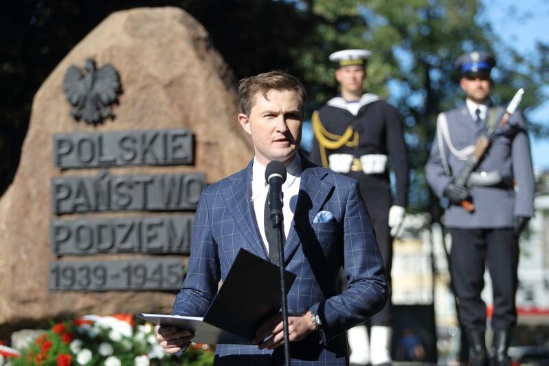 Piotr Grzelak zastępca prezydent Gdańska