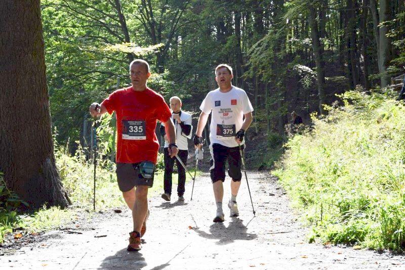 W tegorocznym Nordic Walking Gdańsk limit uczestników wynosi 250 osób