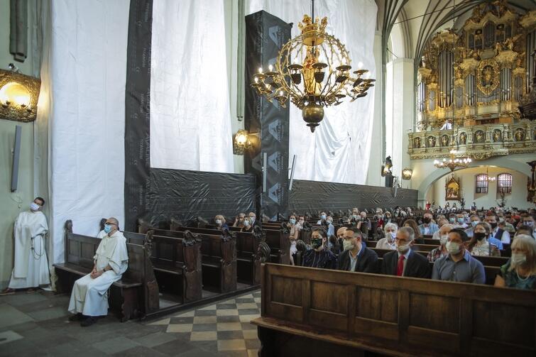 Uroczyste otwarcie kościoła po pierwszych gruntownych pracach remontowych odbyło się w sobotę, 8 sierpnia