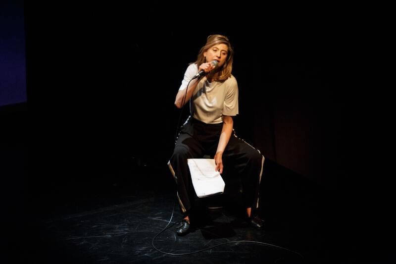 """W jedną z głównych ról w czytaniu performatywnym """"Sobowtóry"""" wcieli się Magdalena Boć - aktorka Teatru Wybrzeże od 2001 roku. Mogliśmy ją zobaczyć m.in. w spektaklach """"Płatonow"""", """"Trojanki"""" i """"Wesołe kumoszki z Windsoru"""""""