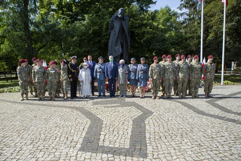 Święta Wojska Polskiego obchodzone jest 15 sierpnia od 1992 r.