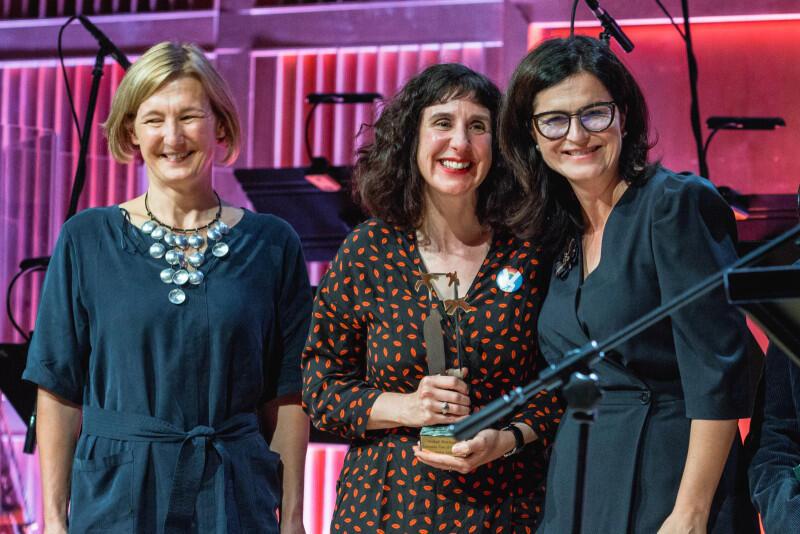 Nagrodę Literacką Miasta Gdańska Europejski Poeta Wolności 2020 otrzymały Sinéad Morrissey poetka z Irlandii oraz tłumaczka jej wierszy Magdalena Heydel. Artystki odebrały wyróżnienie z rąk Aleksandry Dulkiewicz, prezydent Gdańska