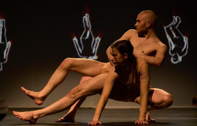 Over Ground - Olsztyński Teatr Tańca