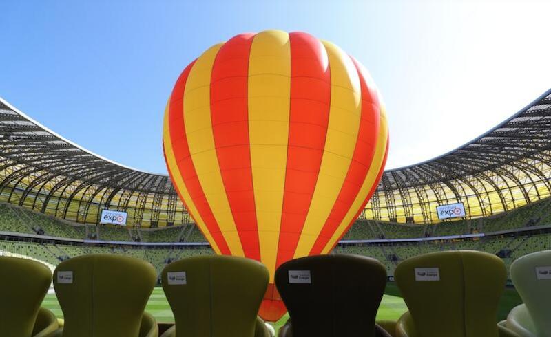 Nocna gala balonów odbędzie się w sobotę 5 września o godz. 20.30