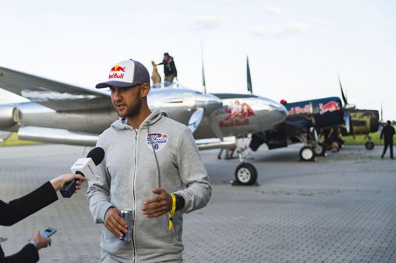 Akrobacje Łukasza Czepieli – Mistrza Świata 2018 Red Bull Air Race w Klasie Challenger będzie można podziwiać na Wyspie Sobieszewskiej w oba weekendowe dni