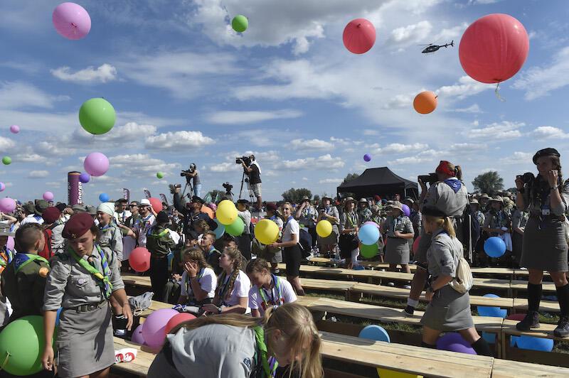 W najbliższy weekend na Wyspie Sobieszewskiej będzie się działo. Nie zabraknie balonów, samolotów, śmigłowców i wielu innych, podniebnych i naziemnych atrakcji