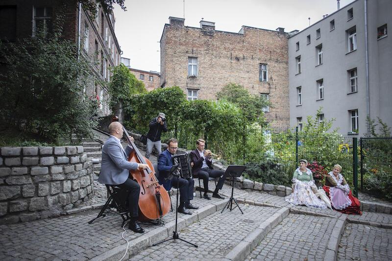 Zagan Acoustic wystąpił podczas II Święta Ulicy Biskupiej  i zagra też dla gości tegorocznego wydarzenia