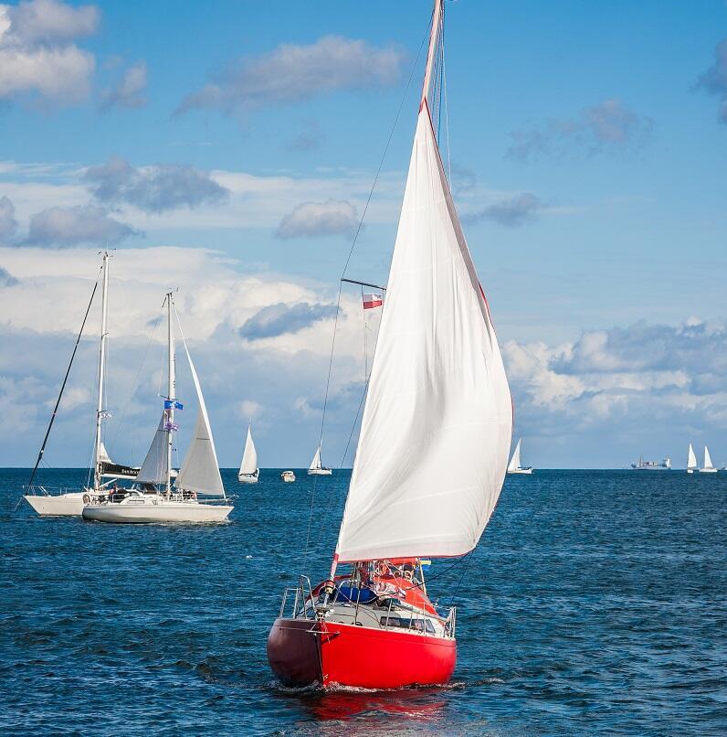 W Baltic Sail Gdańsk uczestniczyło ponad 100 jednostek