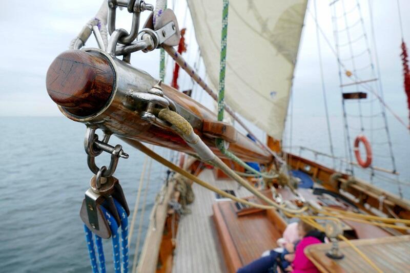 Rejs oldtimerów to pokłosie unijnego projektu Baltic Pass - Maritime Heritage Tours, w którym uczestniczył Gdański Ośrodek Sportu