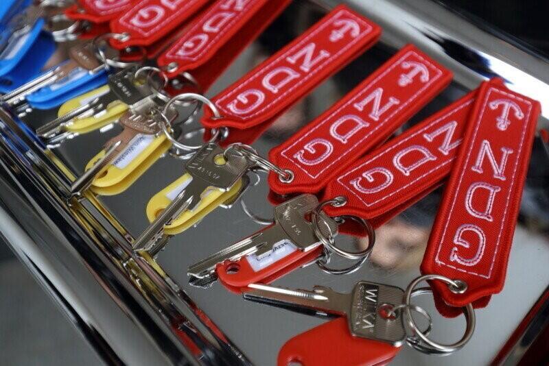 Dla nowych lokatorów jest 39 kompletów kluczy w nowym budynku TBS Motława/ Kto je otrzyma?