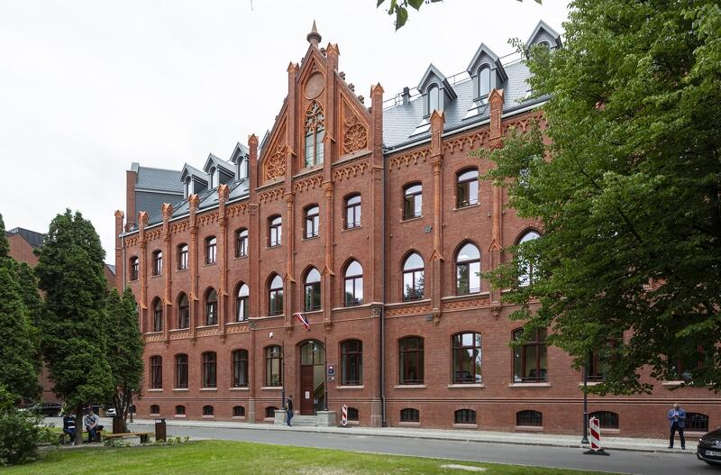 Gdański Urząd Pracy mieści się przy ul. Lastadia 41