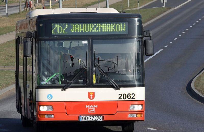 Dodatkowe kursy linii 262 od 14 września