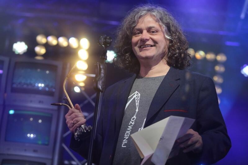Maciej Kosycarz zostanie uhonorowany 20 września. Jego imieniem zostanie nazwany jeden z punktów widokowych w Gdańsku