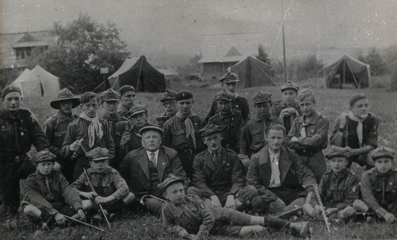 Harcerze Wolnego Miasta Gdańska (lata 30-te XX wieku)