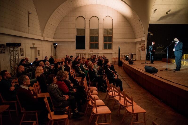 """8. edycja Festiwalu Kultury Żydowskiej """"Zbliżenia"""" odbywa się od czwartku do niedzieli, 10-13 września. Organizatorzy zapraszają na różnorodne wydarzenia w różnych lokalizacjach Gdańska - między innymi do Nowej Synagogi we Wrzeszczu"""