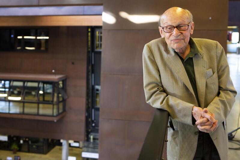 Jerzy Kiszkis: - Doświadczenie minionych lat mówi mi, że te ważne momenty przeplatają się, falują jak odpływy i przypływy. Ufam, że zmiana na lepsze nadejdzie