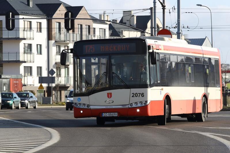 Dodatkowe kursy zostaną wprowadzone m.in. na linii 175